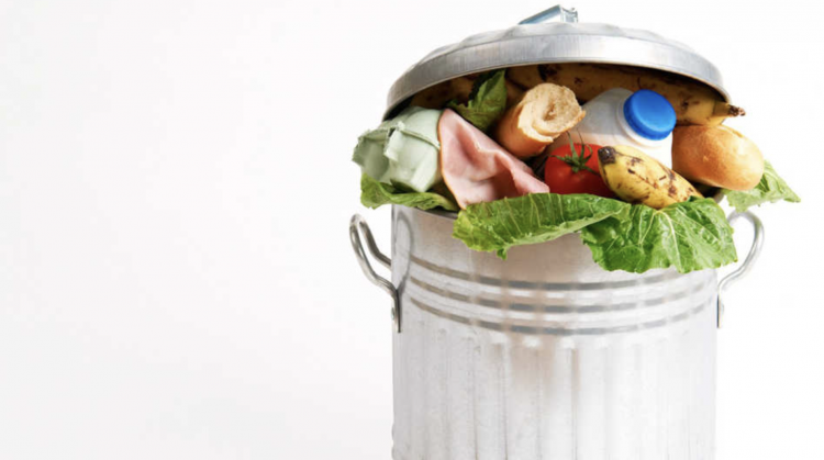 Lets Talk About...Food Waste